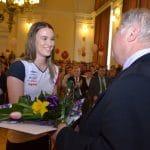Az év sportolója: Kudella Panna, Az év edzője: Benkő Márta