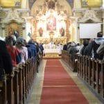 Szentmise és koszorúzás XII. Pius pápa tiszteletére