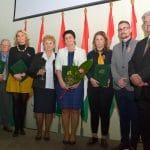 Nemzeti Est – szentesi elismerésekkel
