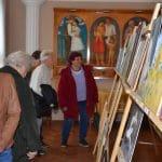 Festménytárlat a Fábiáni Faluházban