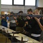 Kadétok lövészversenye
