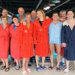 Szenior úszó OB: két országos csúcs, 43 bajnoki cím