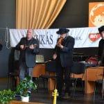 Három Muzsikás mini-koncert Szentesen