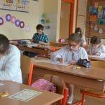 Matek verseny a Klauzálban