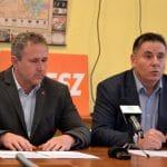 Fidesz sajtótájékoztató egy beszólásról