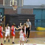 A kosaras lányok a bajnokságuk 3. helyén végeztek