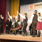A Jövőnkért Néptáncegyüttes temesvári sikerei