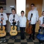 Eredményes tanévet zártak a Grottás gitárosok