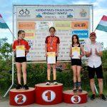 Kerékpáros Diákolimpikonok lettek az Oxigénfalók