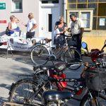 Rendőrök a piacon