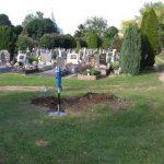 Két új kút a Kálvária temetőben