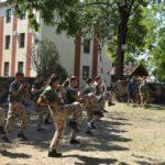 Önvédelmi tábort szervezett a fiataloknak a műszaki ezred