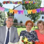 A 90. születésnapon