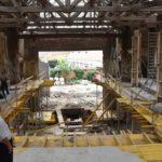 Megfelelően halad a színház felújítása