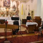 Angyali muzsika a templomban