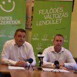 A piacon is ad pénzügyi tanácsokat a Fidesz alpolgármester-jelöltje