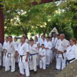 Országos karate tábor Szentesen