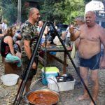 Mozgalmas lett a szentesi Tiszai strand