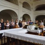 Hálaadó- és keresztelő ünnep a Református Nagytemplomban