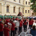 Nemzetközi fúvószenekari találkozó – felvonulással, koncerttel