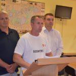 A szentesi Fidesz jelöltjei összegyűjtötték a szükséges ajánlásokat