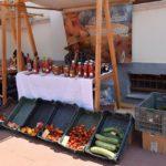 A szentesi biokert paprikája az ország élvonalában