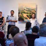 Erdélyi festők kiállítása nyílt meg Szentesen