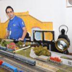 Ismét Szentesen a Dél-Alföldi vasúti modellek