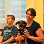 Tanfolyam a felelős kutyatartás elterjesztésére