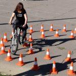 Kerékpáros vetélkedővel kezdődött a Mobilitási Hét Szentesen