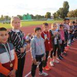 U11-es szentesi atléták sikere