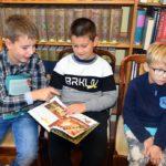 Gazdag program a népmese napján a gyermekkönyvtárban