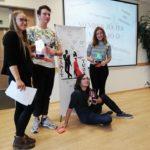 Regionális döntőt nyertek a HMG-s diákok