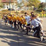 Futó dzsembori a Reformációi futáson
