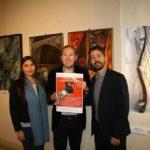 Nemzetközi művészeti díj a szentesi művész-tanárnak