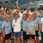 Európa csúcsot is úszva, a harmadik legjobb csapat lett a szentesi Delfin ESC