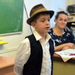Területi mesemondó verseny a református iskolában