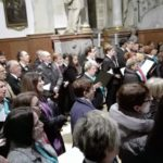 A Szentesi Bárdos kórus is részt vett névadójának országos ünnepén