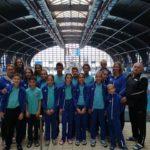 Két különdíj a nemzetközi úszóversenyen