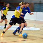 Izgalmas mérkőzések a palánkos női foci tornán