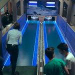 Gurítson Ön is a Nyugi Bár bowling pályáján!
