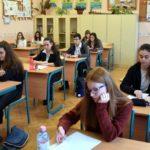 Szentesi siker a megyei helyesírási versenyen