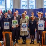 Kerékpárosbarát díjat kapott a Szentes Városi Szolgáltató