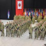 55-en tettek katonai esküt Szentesen
