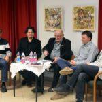 Könyvtári beszélgetés a szerzőkkel a Széppróza Napján