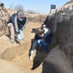 Egy fiatal szarmata lány sírját találták meg Berekháton!