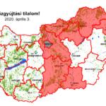 Tűzgyújtási tilalom lépett életbe Csongrád megyében (is)