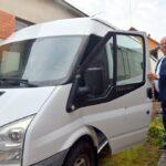 Kisbuszt kaptak a szentesi polgárőrök
