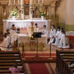 Az első nyilvános vasárnapi szentmise – járvány idején