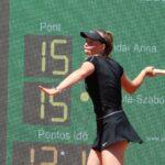 Szentesi teniszező sikere a Budapest Kupán